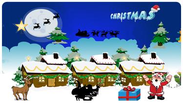 Christmas Rubbellos