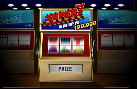 Super 7 slots